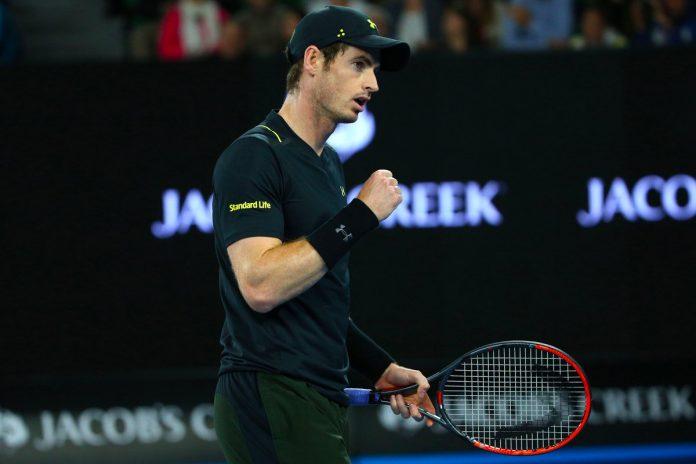 Il numero 1 Murray e Seppi vanno fuori Federer incanta
