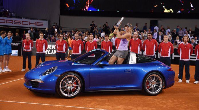 Sharapova torna alle gare ad aprile a Stoccarda dopo squalifica doping
