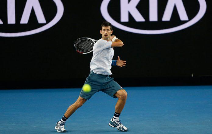 Australian Open: Federer , esordio positivo