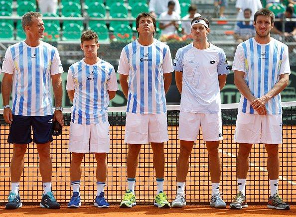Davis: Argentina battuta, Italia ai 4/i