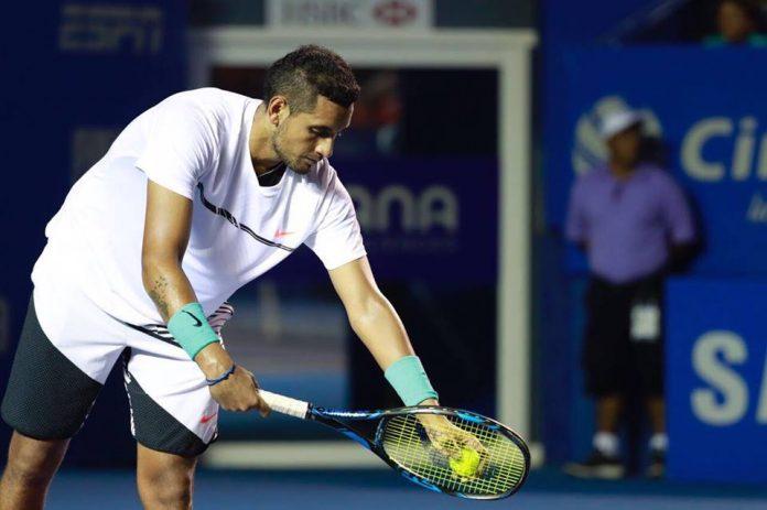 ATP Acapulco 2017: Kyrgios fa fuori Djokovic, bene Nadal