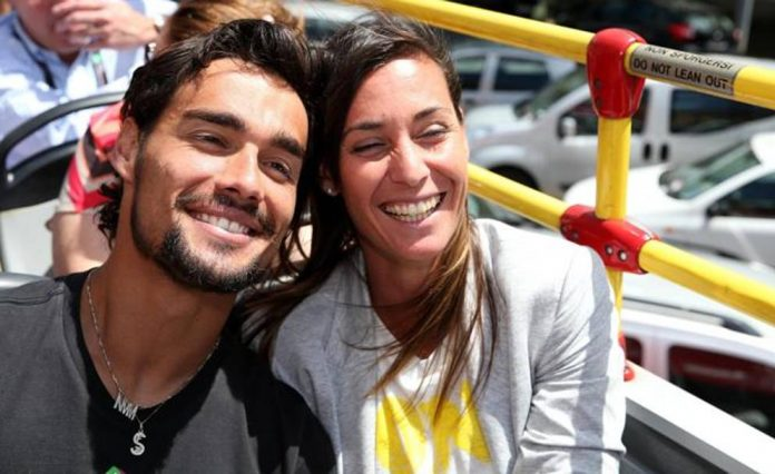 Pennetta e Fognini felici: è nato Federico