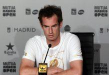 Madrid 2017 Murray Intervista