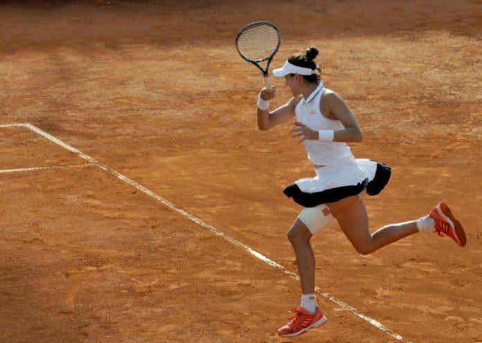 WTA ROMA - Halep inarrestabile, finale con Svitolina! Si ritira Muguruza