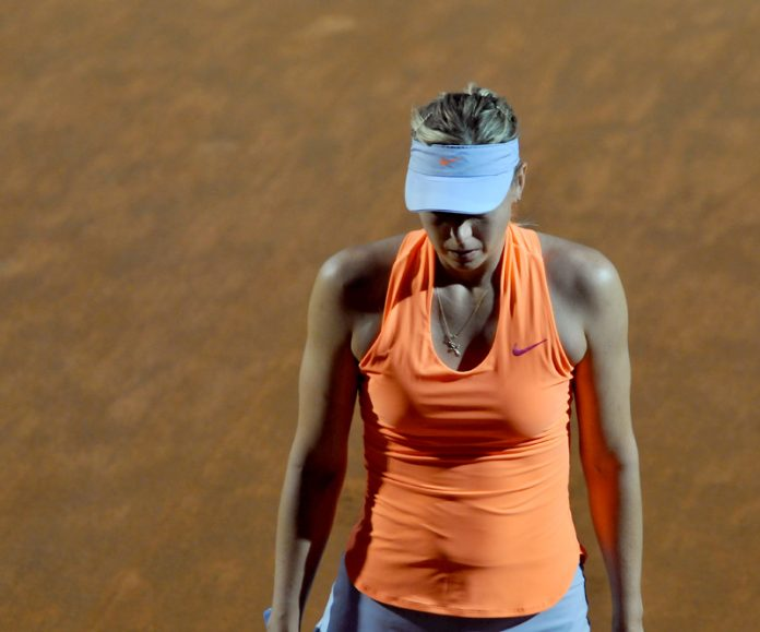 Tennis, Sharapova rinuncia a Wimbledon