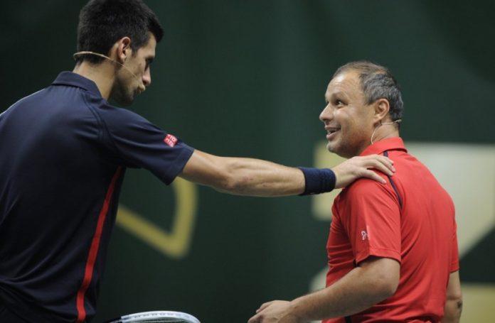 Djokovic licenzia tutto il suo staff: