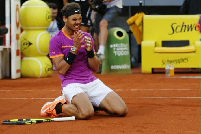 Internazionali d'Italia Roma 2017: Nadal accede agli ottavi, Almagro ritirato