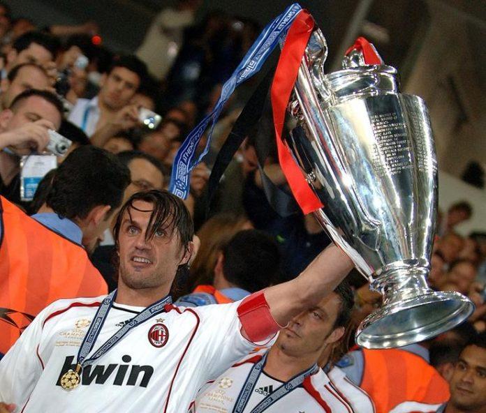 Paolo Maldini giocherà il Challenger di Milano!