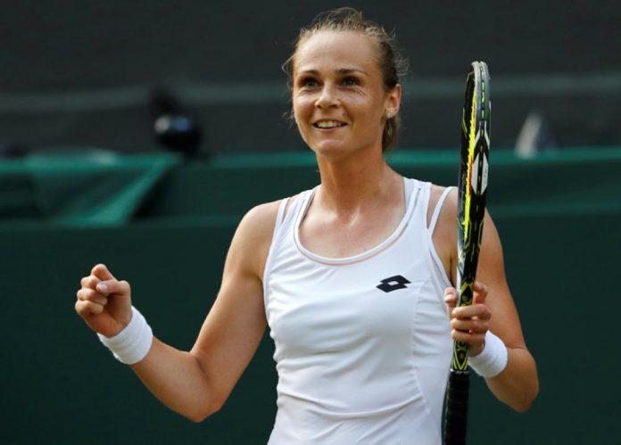 Ticinonline - È la Muguruza la prima finalista di Wimbledon