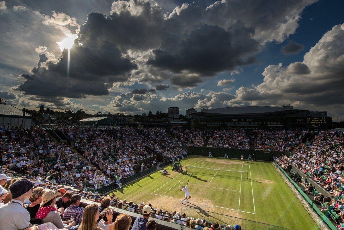 È cominciato il torneo di Wimbledon • Ok Tennis