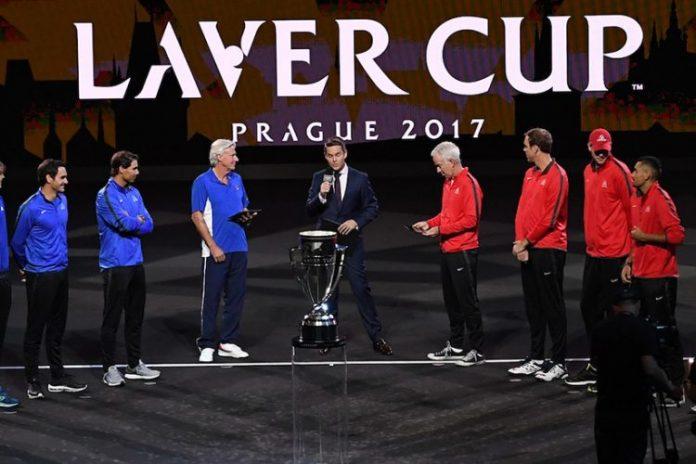 Laver Cup, facile inizio per Federer