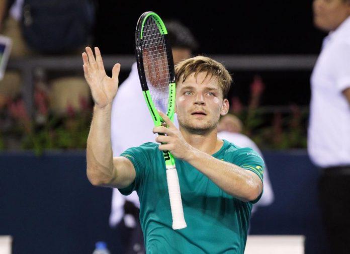 ATP Finals: Dimitrov passeggia su un acciaccato Goffin