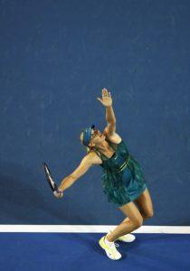 Maria Sharapova Australian Open 2010