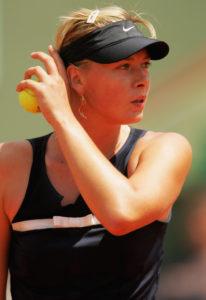 Maria Sharapova Roland Garros 2008