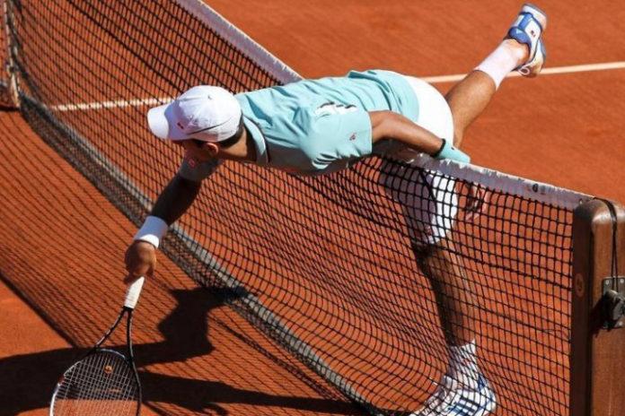 Invasione di Djokovic, Roland Garros 2013
