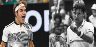 Connors-Federer a basket si legge 109-103, ma a tennis?